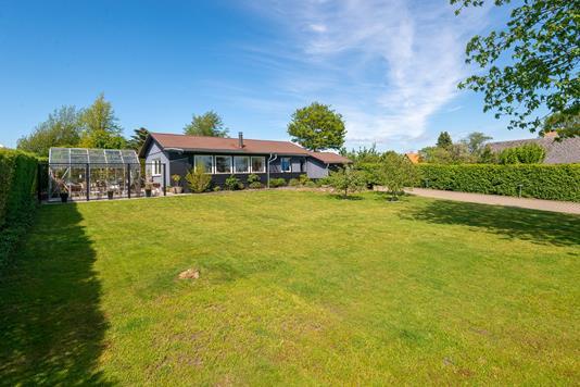 Villa på Baldersvej i Viborg - Have