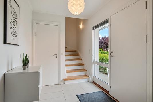 Villa på Hans Tausens Vej i Viborg - Entré