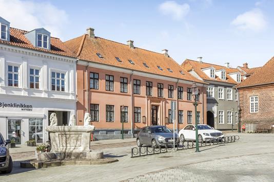 Ejerlejlighed på Nytorv i Viborg - Ejendommen