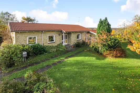 Villa på Ågade i Skals - Ejendommen