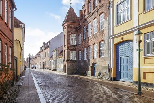 Ejerlejlighed på Sct. Mogens Gade i Viborg - Ejendommen