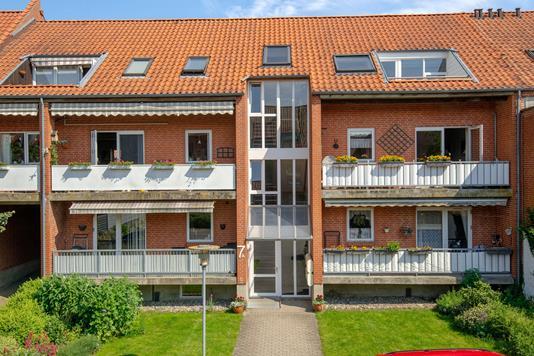 Ejerlejlighed på Skottenborg i Viborg - Mastefoto