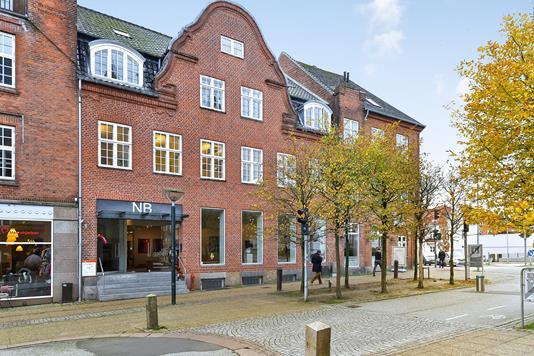 Ejerlejlighed på Sct. Mathias Gade i Viborg - Ejendommen