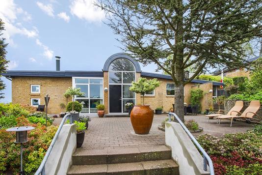 Villa på Nørresøvej i Viborg - Ejendommen