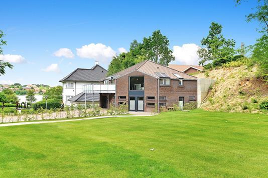 Villa på Nørresøvej i Viborg - Have