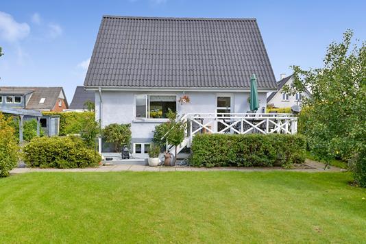 Villa på Toftevej i Skals - Ejendommen