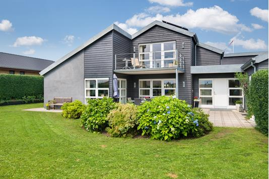 Villa på Liseborg Mark i Viborg - Ejendommen