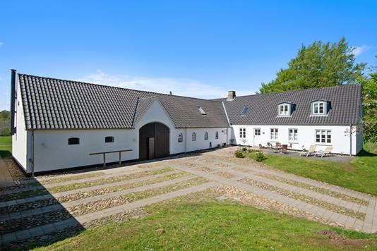 Landejendom på Korsvejen i Viborg - Ejendommen