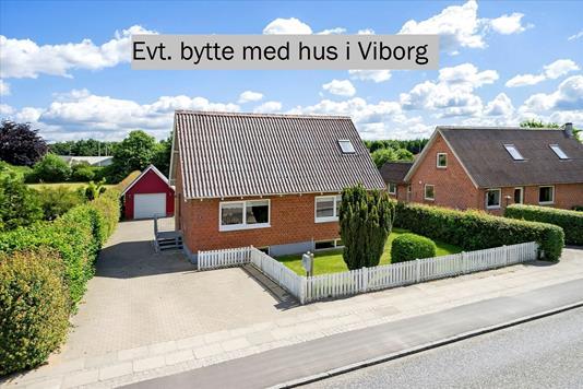 Villa på Søndergade i Karup J - Ejendommen