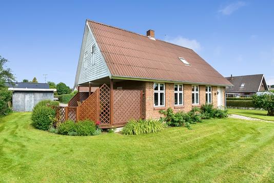 Villa på Koldingvej i Viborg - Ejendommen