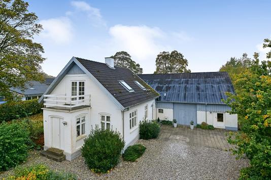 Villa på Langgade i Viborg - Ejendommen