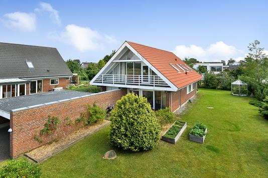 Villa på Nygårdsvej i Viborg - Ejendommen