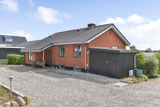 Villa på Byvej i Viborg - Ejendommen