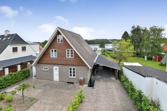 Villa på Nørremøllevej i Viborg - Ejendommen