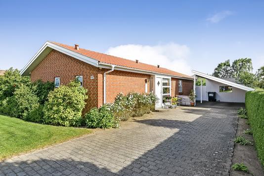 Villa på Grævlinghøjen i Viborg - Ejendommen