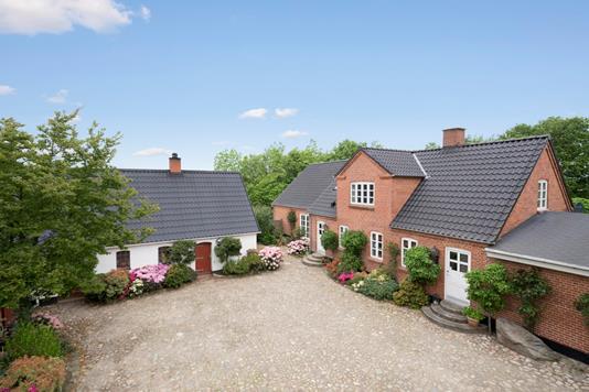 Villa på Søren Kannes Vej i Kjellerup - Andet