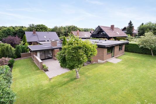 Villa på Kildebakken i Viborg - Ejendommen