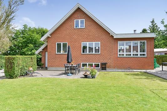 Villa på Gl. Århusvej i Viborg - Ejendommen