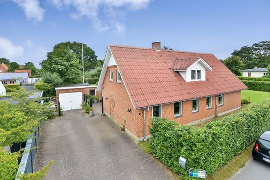 Villa på Bøgevænget i Viborg - Ejendommen