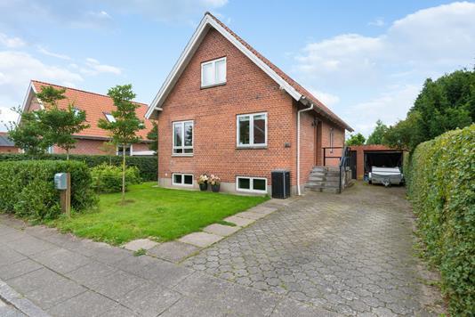 Villa på Sverrigsvej i Viborg - Ejendommen