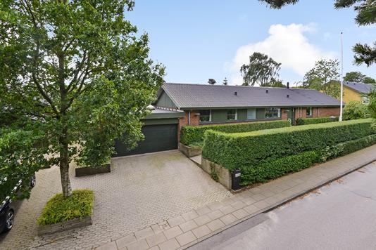 Villa på Fyrrevænget i Stoholm Jyll - Ejendommen