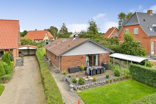 Villa på Mosevej i Viborg - Ejendommen