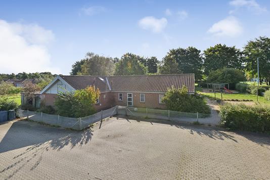 Villa på Høegsvej i Tjele - Ejendommen