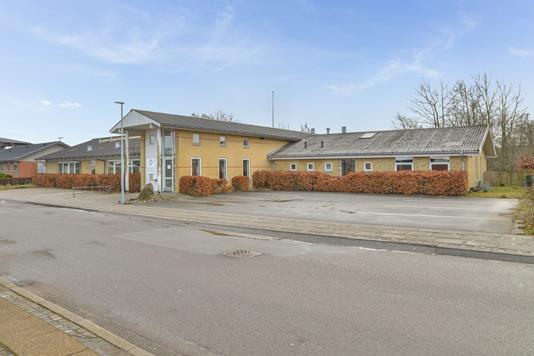 Villa på Kornvangen i Rødkærsbro - Ejendommen
