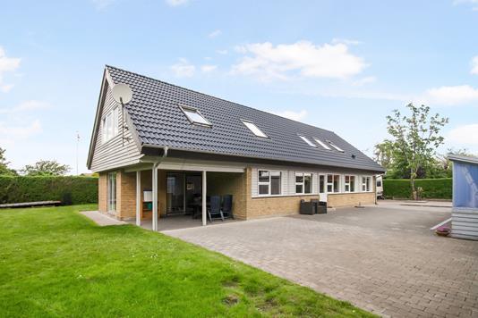 Villa på Sv. Grathes Vej i Kjellerup - Andet