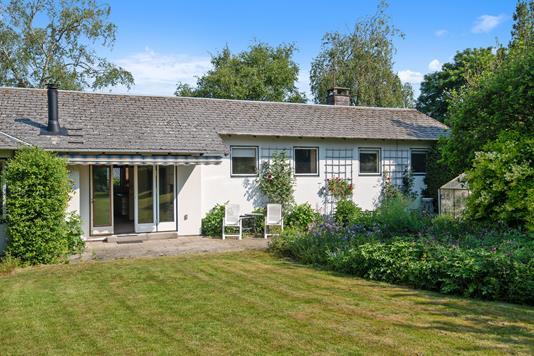 Villa på Nygade i Kjellerup - Ejendommen