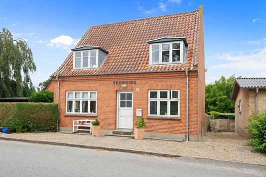 Villa på Nygade i Kjellerup - Ejendom 1