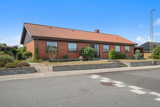 Villa på Ågade Syd i Kjellerup - Ejendom 1