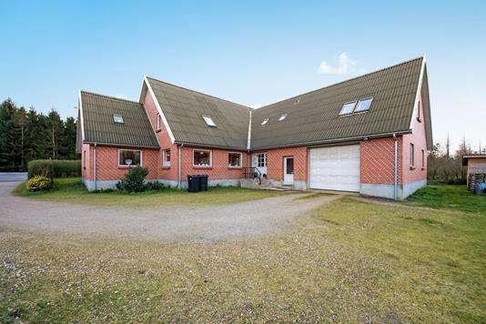 Villa på Århusvej i Ans By - Ejendommen
