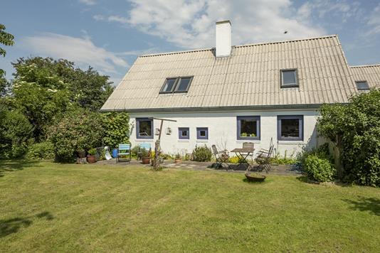 Villa på Liljevej i Kjellerup - Ejendommen