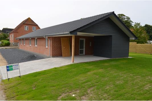 Villa på Slagtehusvej i Kjellerup - Andet