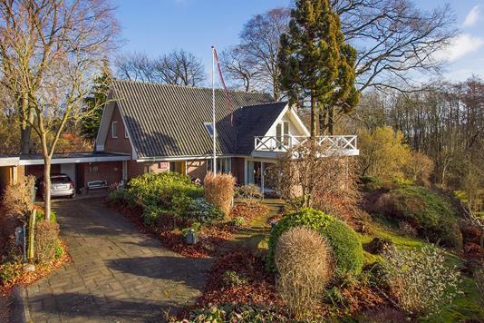Villa på Holtebakken i Fredericia - Ejendommen