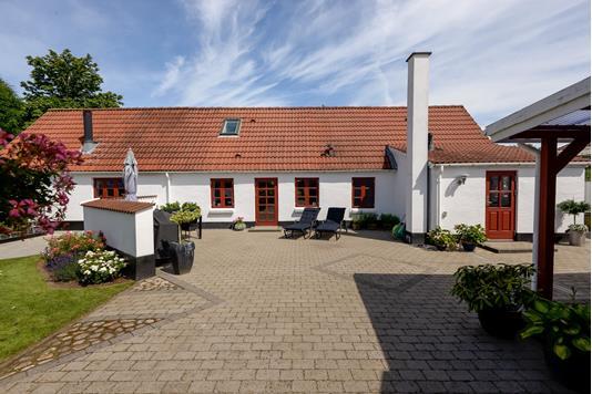 Villa på Bytoften i Fredericia - Ejendommen