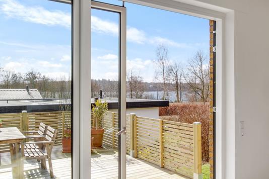 Villa på Kingodvænget i Fredericia - Terrasse