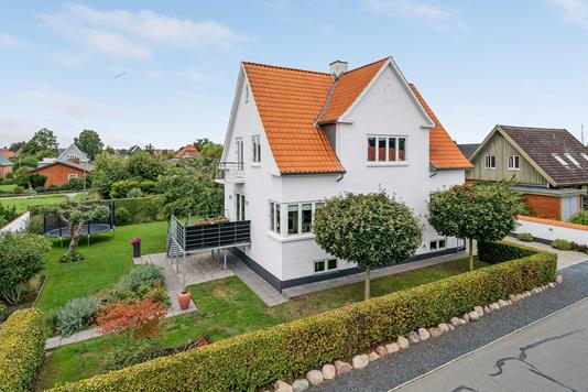 Villa på Grethevej i Fredericia - Ejendommen
