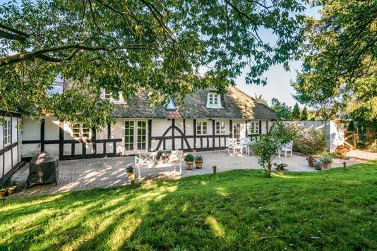 Villa på Bøgevej i Aarup - Ejendommen