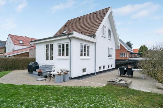 Villa på Thorsvej i Fredericia - Ejendommen