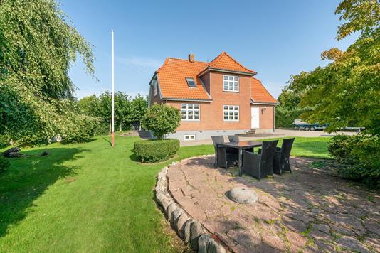 Villa på Jens Kromanns Vej i Fredericia - Ejendommen