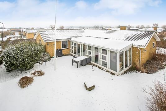 Villa på Mønstedsvænget i Fredericia - Mastefoto