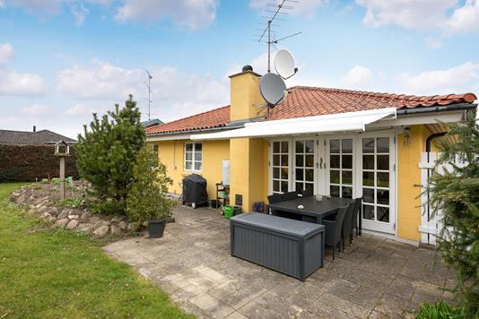 Villa på Syrenvej i Brenderup Fyn - Ejendommen