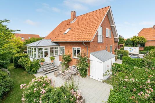 Villa på Havepladsvej i Fredericia - Ejendommen