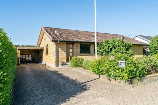 Villa på Agertoften i Fredericia - Ejendommen