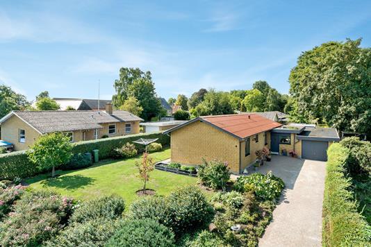 Villa på Toftevej i Fredericia - Ejendommen
