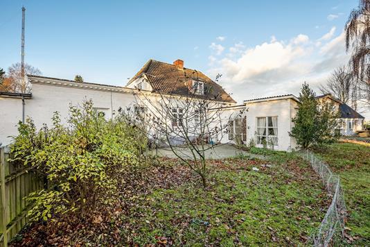 Villa på Snoghøj Landevej i Fredericia - Ejendommen