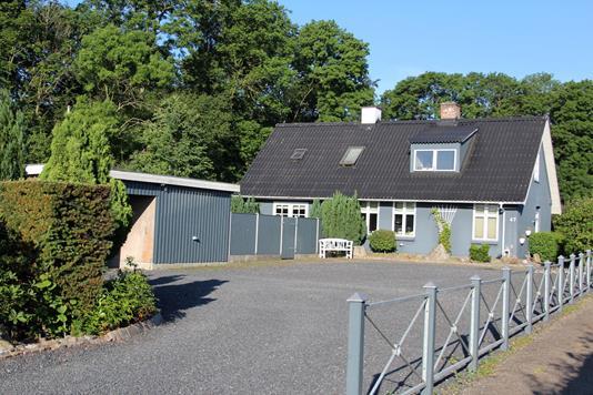 Villa på Brahesborgvej i Fredericia - Facade