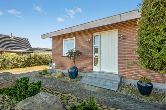 Villa på Elborg Syd i Fredericia - Ejendommen